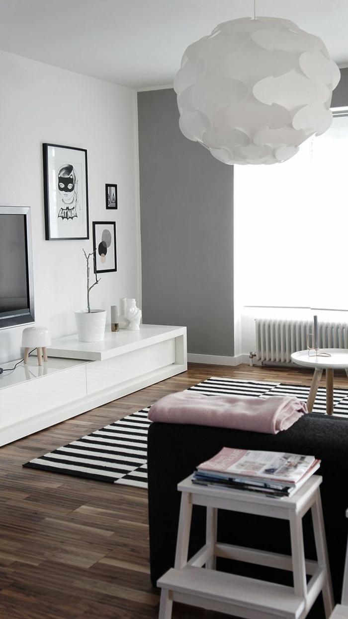 Wohnzimmerteppich - 65 Beispiele, Wie Sie Den Wohnzimmerboden Mit