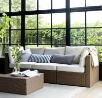 Balkonmöbel Lounge Ikea