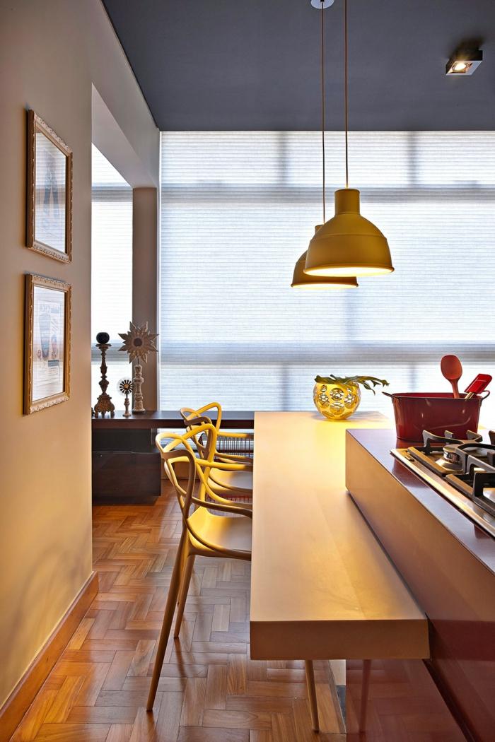 Hängelampe Für Küche | Lampen Fr Hohe Decken Staircase ...