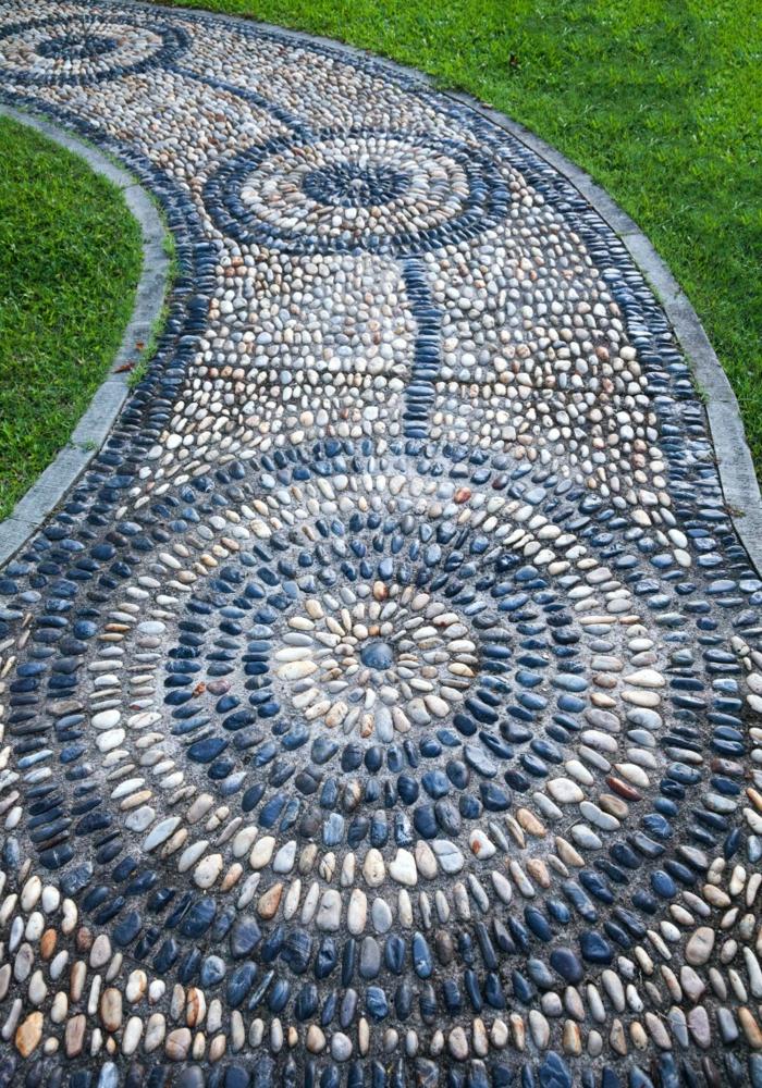 136 moderne Gartengestaltung Beispiele wie Sie Bden und