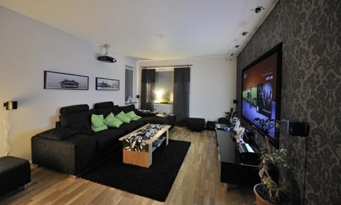 Wohnungseinrichtungde 1001+ Wohnzimmer Einrichten Beispiele, ...