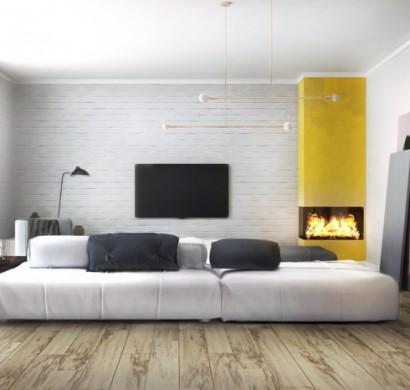 Wohnzimmer Einrichten Ideen Modern