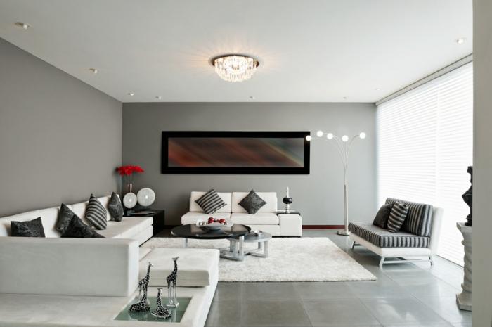 Wohnzimmer Fliesen  86 Beispiele warum Sie den