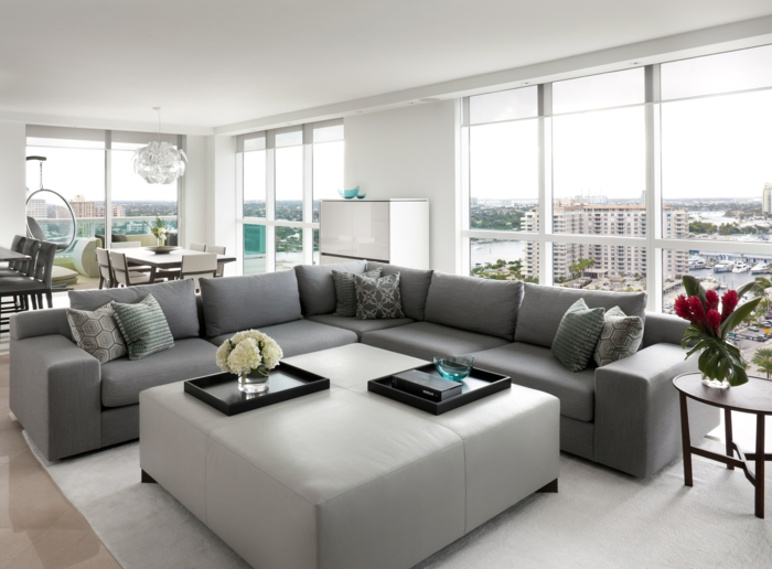 Wohnzimmer Einrichtung Ideen