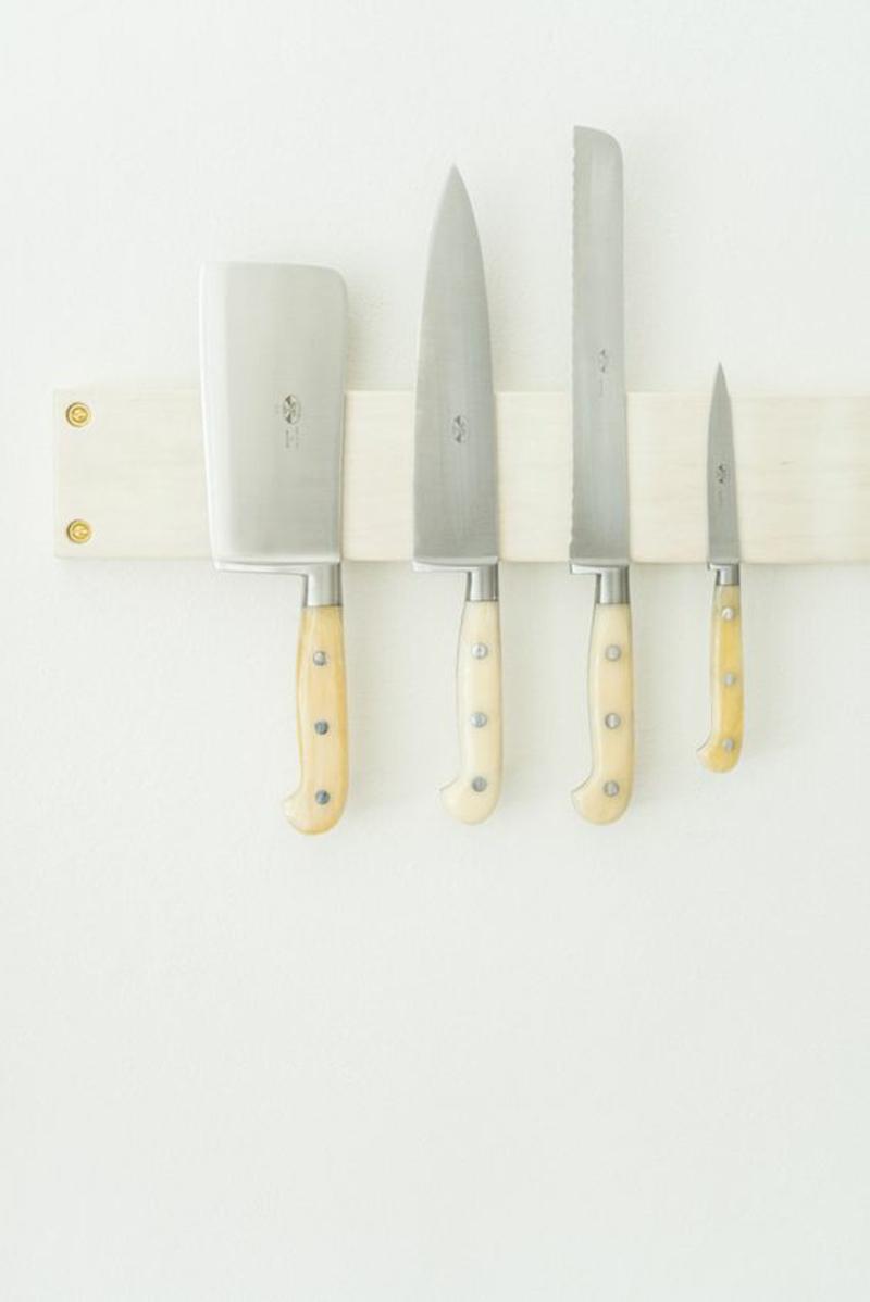 Magnetleiste fr Messer selber bauen  Anleitung und Bilder