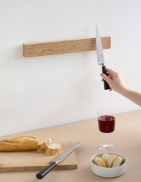 Magnetleiste fr Messer selber bauen