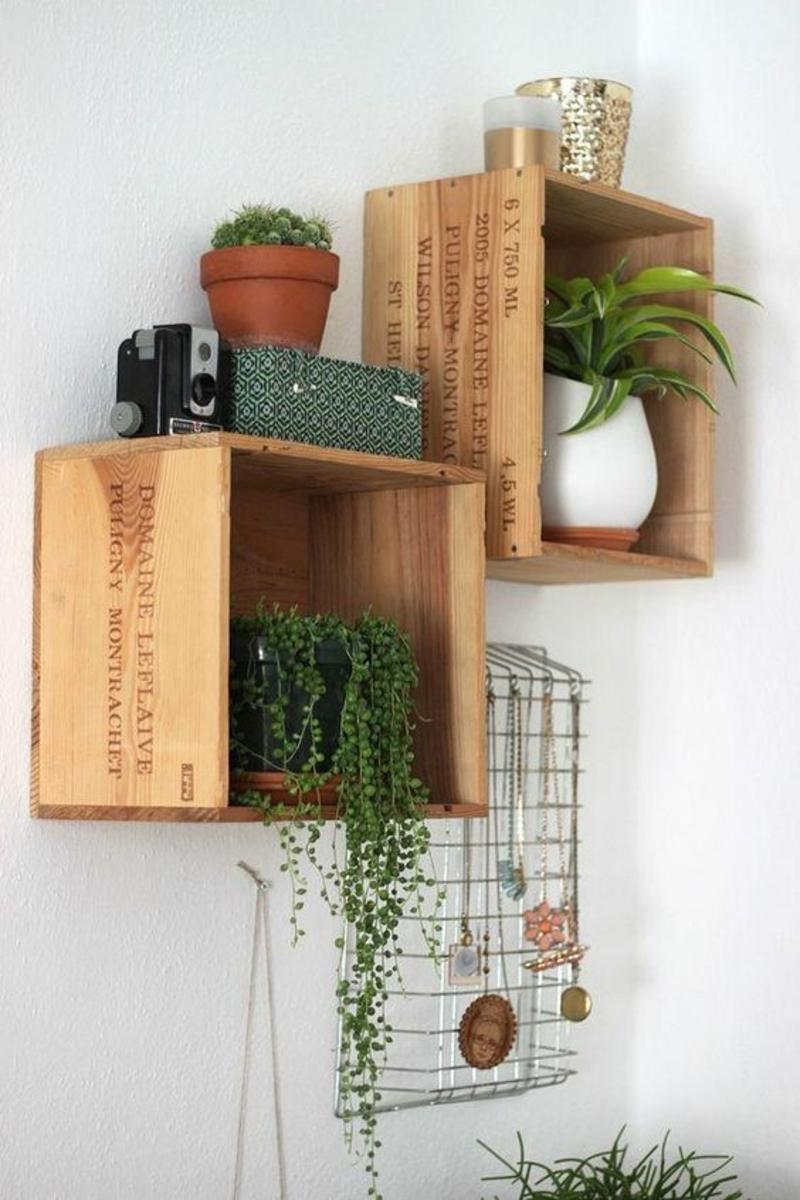 Wandregal Holz Selber Bauen | ambiznes.com