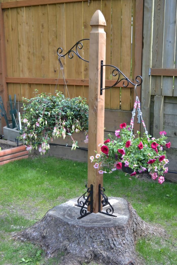 90 Deko Ideen zum Selbermachen fr sommerliche Stimmung im Garten