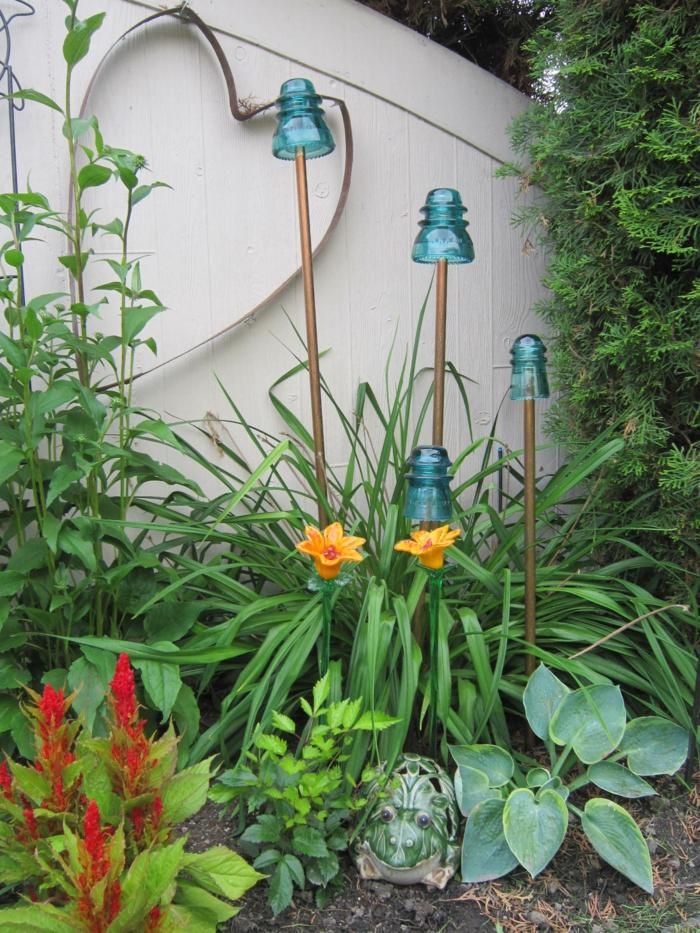 Kreative Ideen Garten Kreative Gartenzaun Ideen Archzine Net