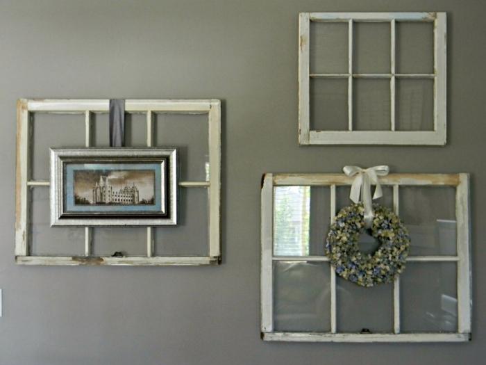 30 Deko Ideen und Einrichtungsbeispiele, wie Sie die alten Fenster