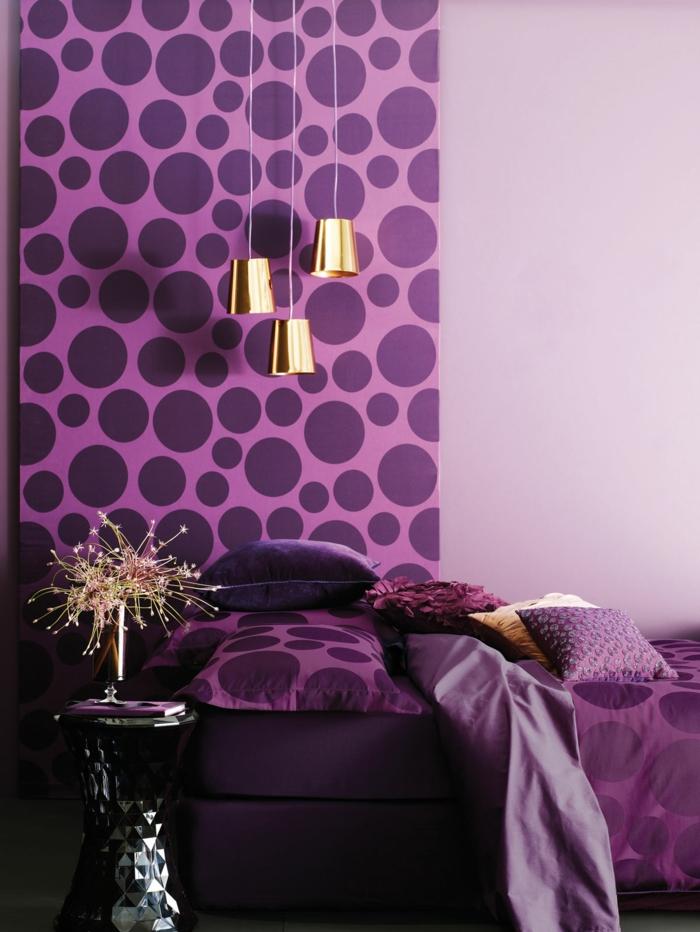 30 Schlafzimmer Tapeten fr einen schnen Schlafbereich