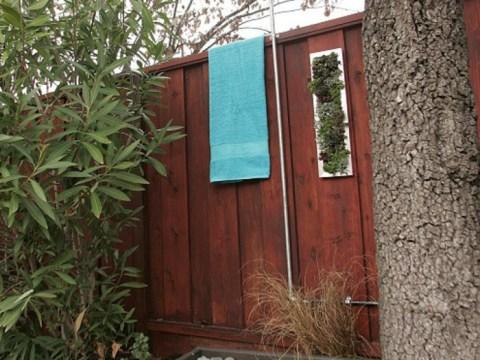 outdoor dusche selber bauen outdoor dusche - gartendusche für einen noch tolleren sommer!