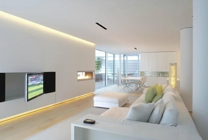 Schnes Wohnzimmer  133 Einrichtungsideen in jeglichen Stilen