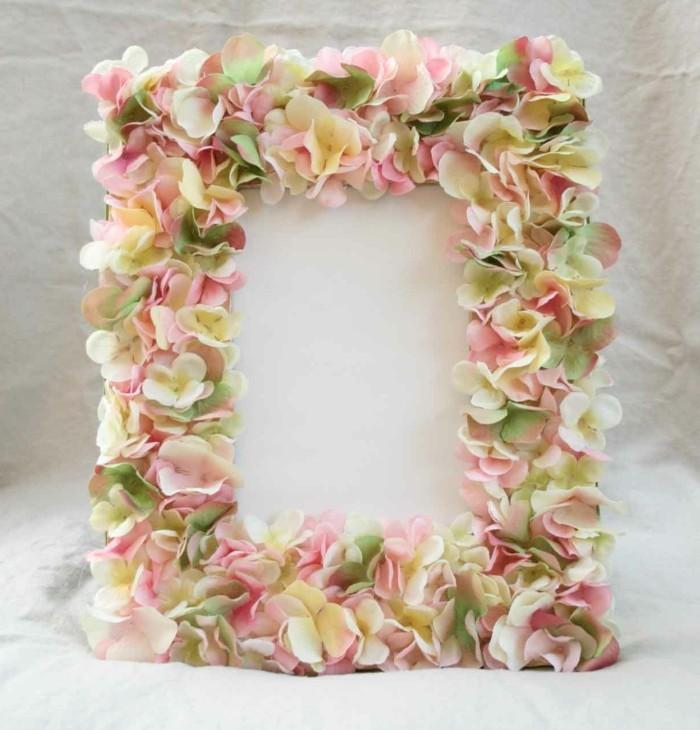 Bilderrahmen Blumen Rahmen