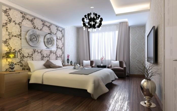 77 Deko Ideen Schlafzimmer fr einen harmonischen und einzigartigen Schlafbereich