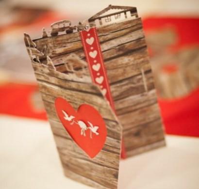 Hochzeitsdeko Einladungskarten