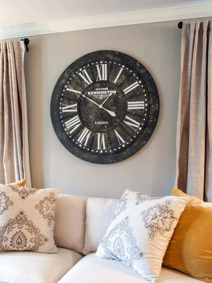 Design Moderne Wohnzimmer Uhren Wanduhr Wohnzimmer Uhren ... Grose Wohnzimmer Uhren