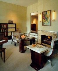 Innendesign Ideen im Art Deco Stil lassen den Raum edler ...