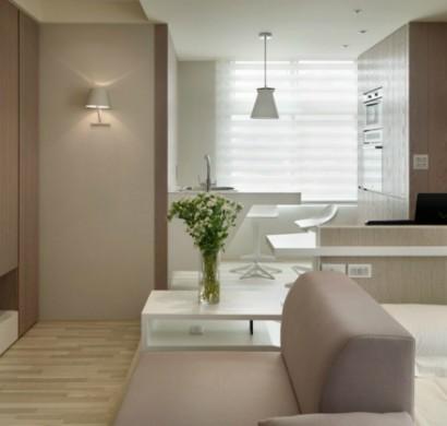 Kleine Wohnung einrichten  13 stilvolle und clevere