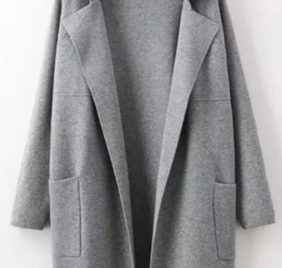 Womit lsst sich ein grauer Mantel kombinieren  70 Outfits