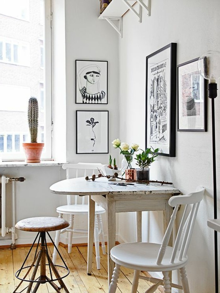 Kchen Ideen  30 Einrichtungsideen wie Sie den kleinen Raum gestalten