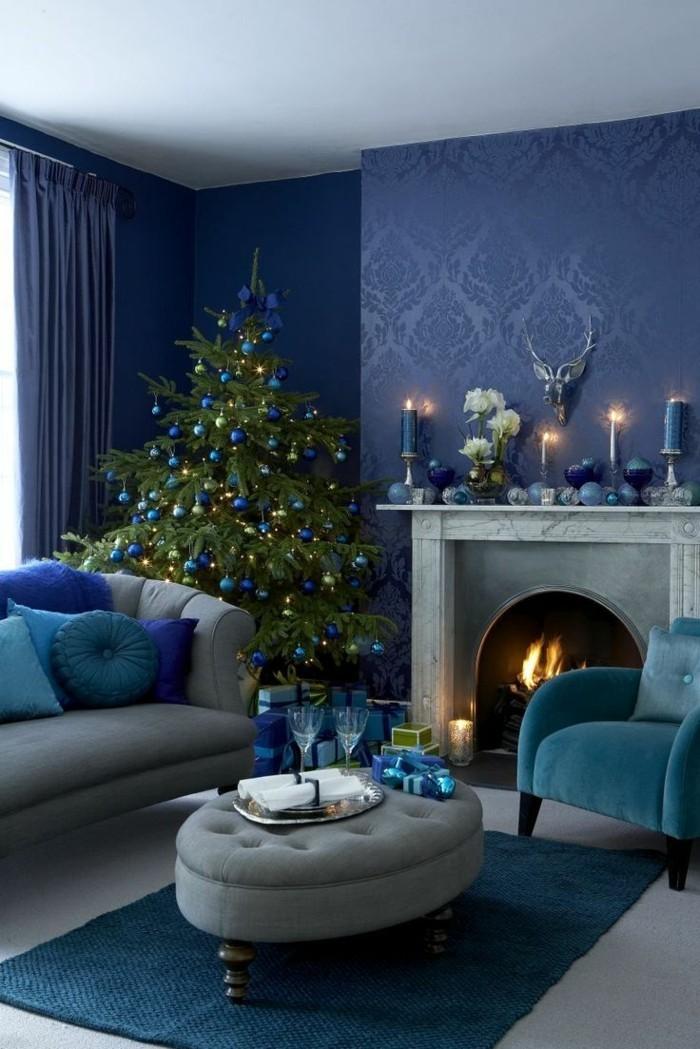 Deko zu Weihnachten  Schne Farbpaletten zum Fest