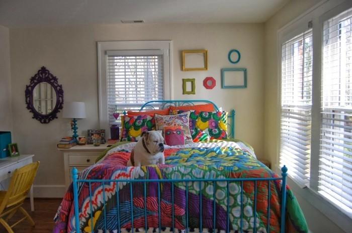Ideen Wandgestaltung Mädchenzimmer