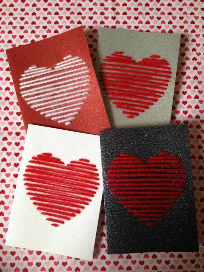 DIY Valentinstag  Geschenke und Deko selber zu basteln ist ein Zeichen von echter Liebe