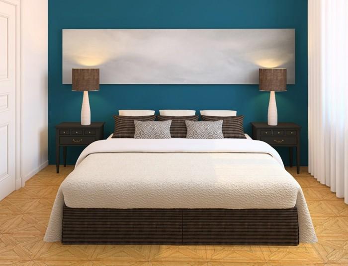 60 Schlafzimmer Ideen Wandgestaltung Für Jeden Wohnstil