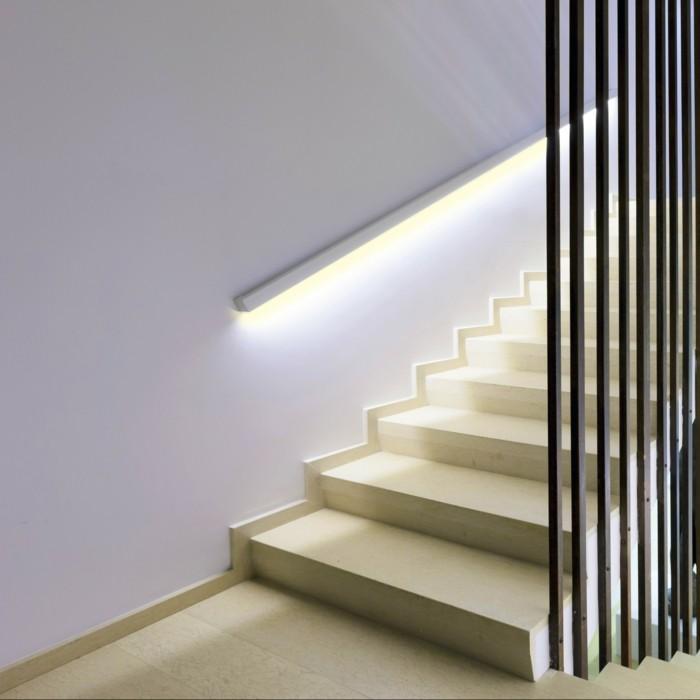 Die LED Lichtleiste  30 Ideen wie Sie durch LED Leisten verlockende Innendesigns schaffen