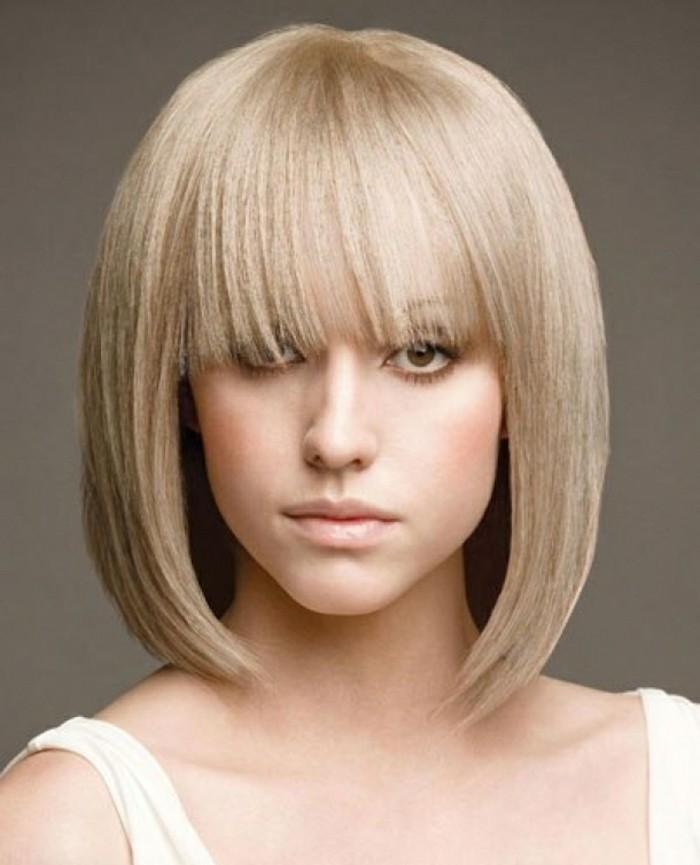 Moderne Frisuren Für Stilbewusste Damen 2017