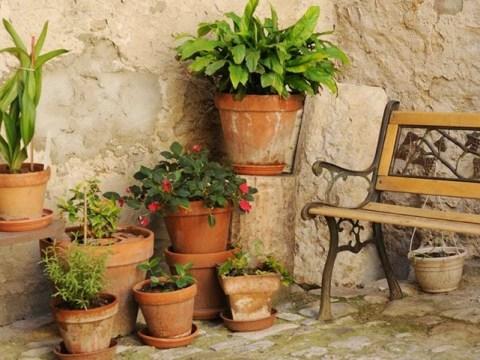 gartengestaltung mediterraner stil mediterraner garten in  bildern- ein vorbild, wie sie