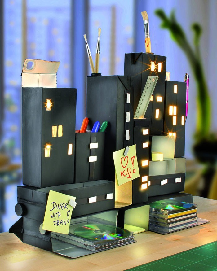 21 upcycling ideas on what to do with empty Tetrapack