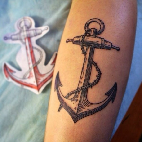 20 Ankers Far Arm Tattoos Ideas And Designs