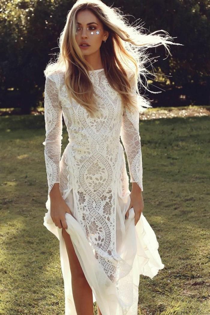 67 Brautkleider im Boho Stil Der heieste Trend fr Ihre Hochzeitsfeier