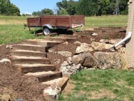 Gartentreppe selber bauen   3 einfache Anleitungen und ...