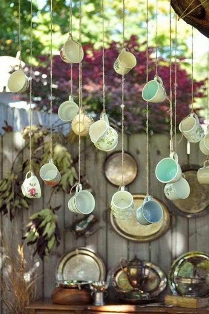 Gartendeko selbstgemacht  53 Ideen fr Leuchter und