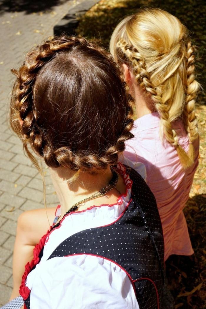 69 Oktoberfest Frisuren und Anleitungen fr ein unvergessliches Wiesn Erlebnis