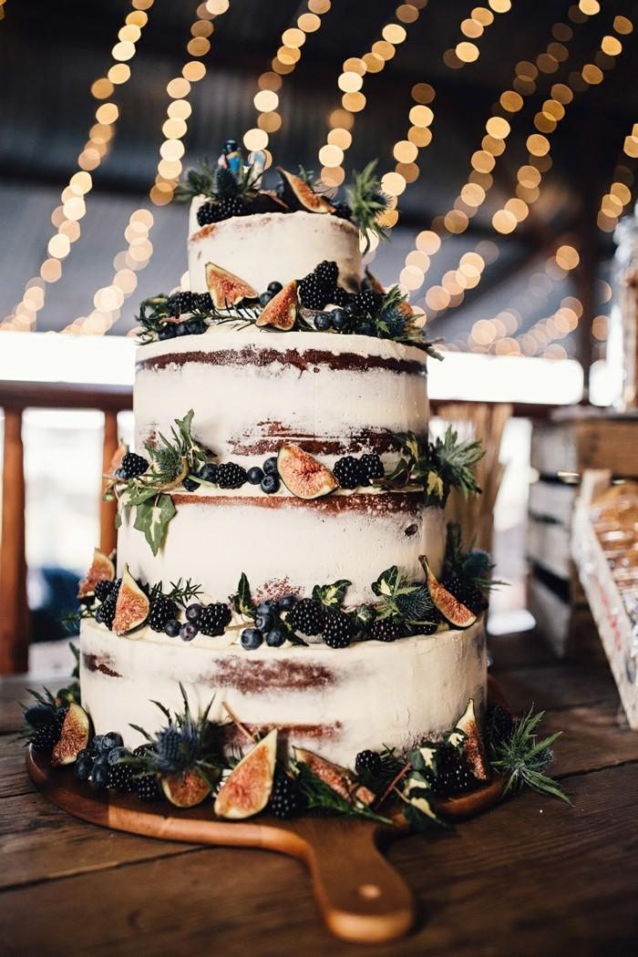 111 Hochzeitstorte Bilder  Inspiration fr die eigene sommerliche Hochzeitstorte