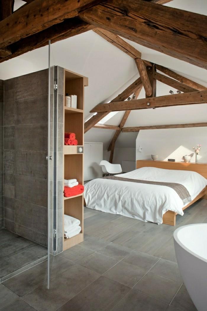 Schlafzimmer Dachschrge  33 Ideen fr den Schlafbereich
