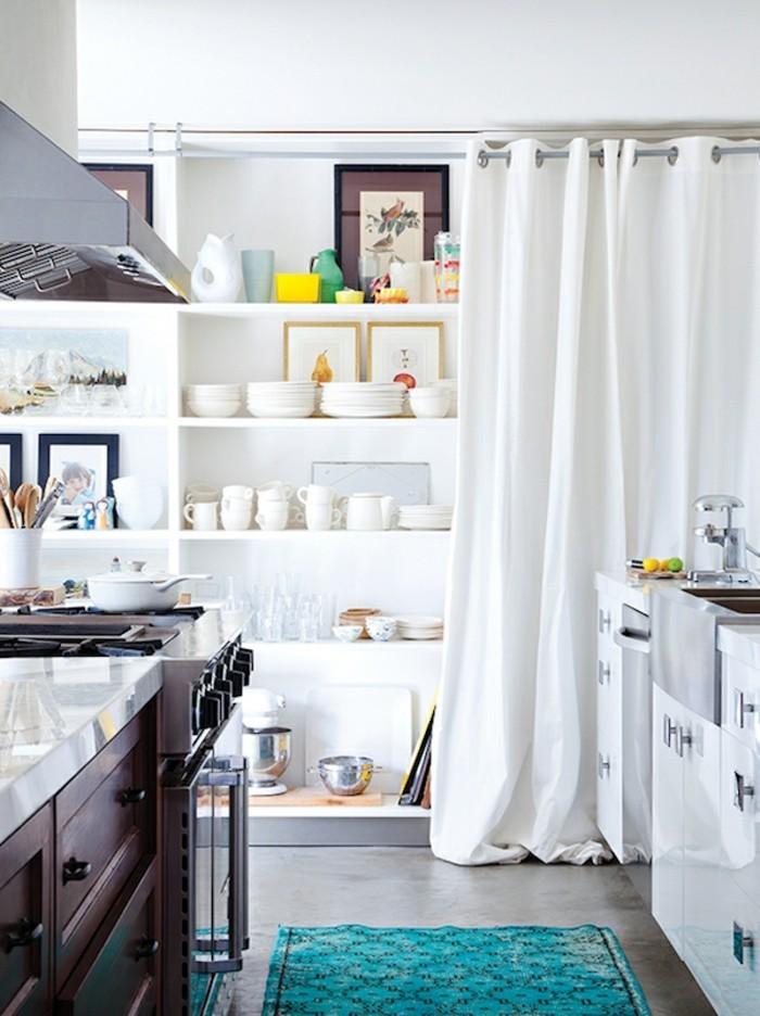 Moderne Küchen Gardine   Ohrringe Im 4-tlg. Set In Klassisch ...