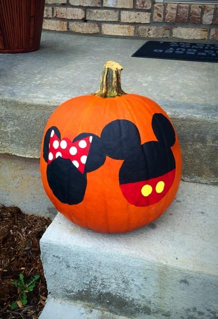 Halloween Krbis  40 ausgefallene Ideen wie Sie Krbisse zu Halloween in Szene setzen