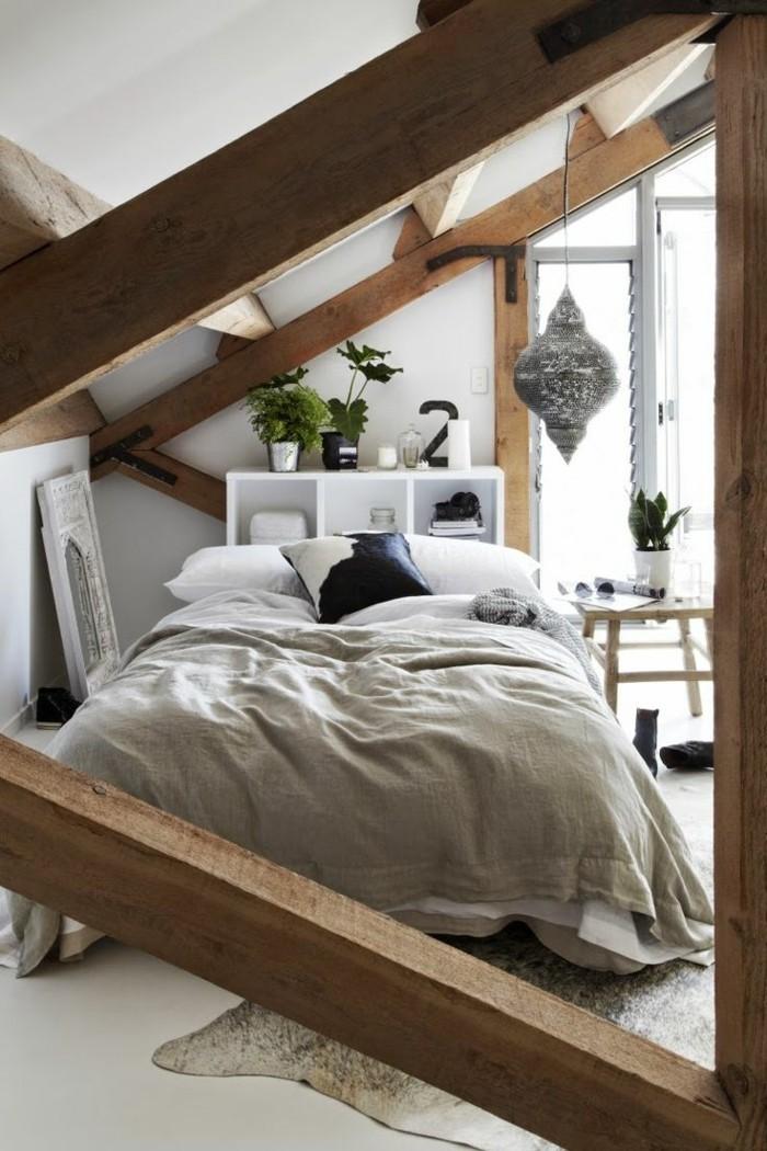 Welche Mbel Fr Dachschrgen Machen Den Raum Schn Wohnlich