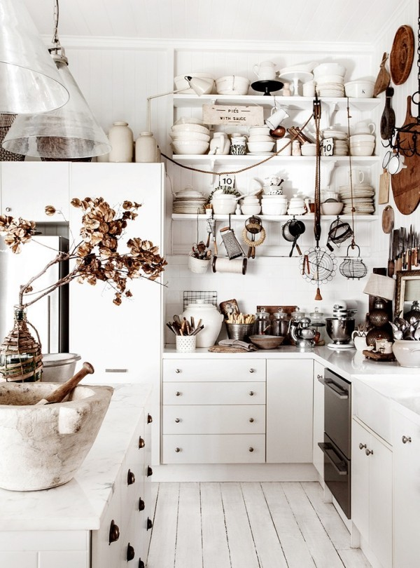 Shabby Chic Kuche Shabby Chic Ideen Funktionale Mbel Fr Alle Raum