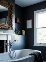 Schwarzes Badezimmer 5 Vorteile und 50+ Ideen