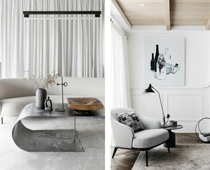 Minimalistisch Wohnzimmer 40er Jahre Galerie Wohnzimmer
