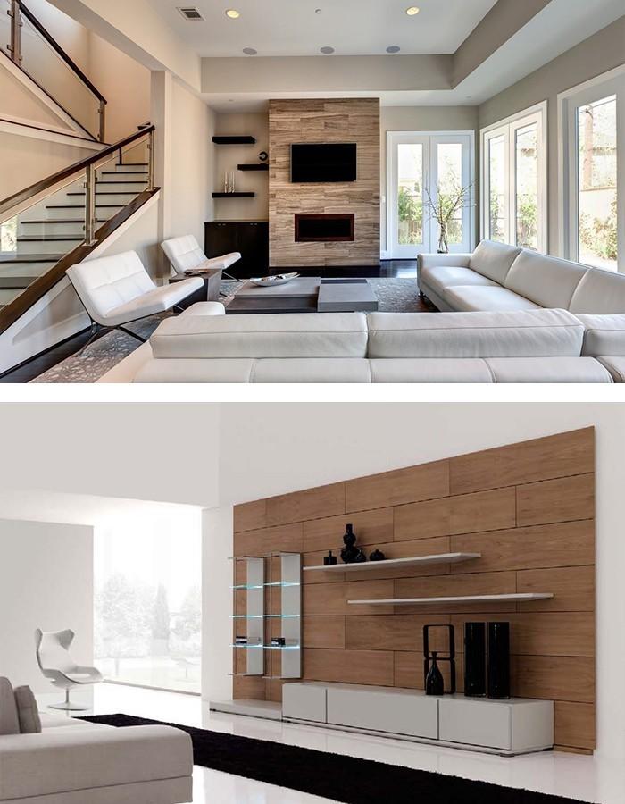 Wohnzimmer minimalistisch einrichten doch mit eigenem