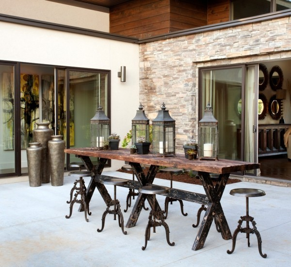 Bar Height Patio Table And Chairs
