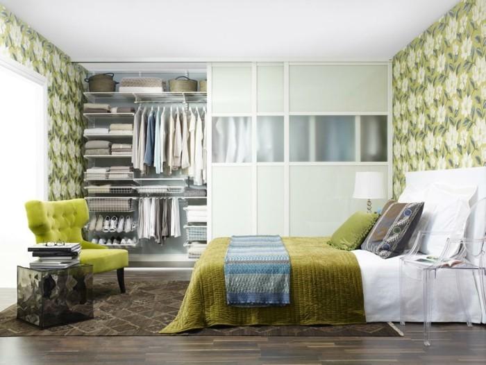 Hervorragend Grüne Tapete Schlafzimmer   Details Zu Vlies Fototapete Rost Grün UG93