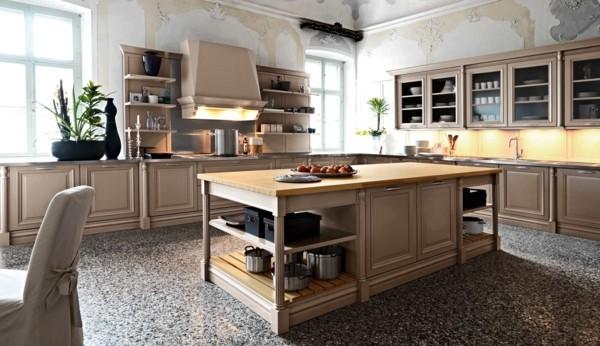 Kchen Inspiration im Italienischen Stil fr eine